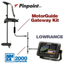 MotorGuide PinPoint GPS Replacement Remote 8M0092071